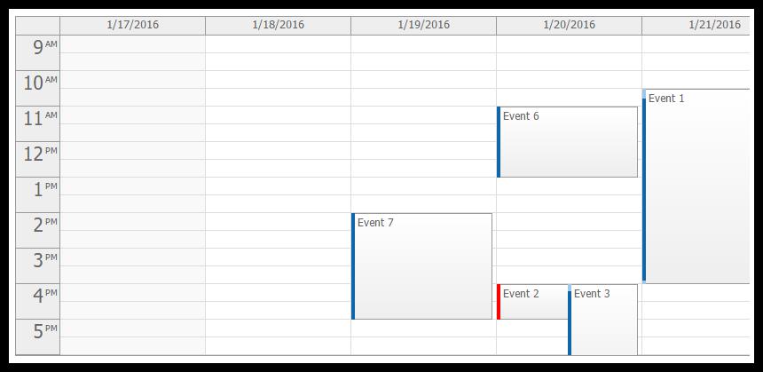 asp.net event calendar open source